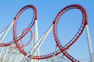 riding-a-roller-coaster