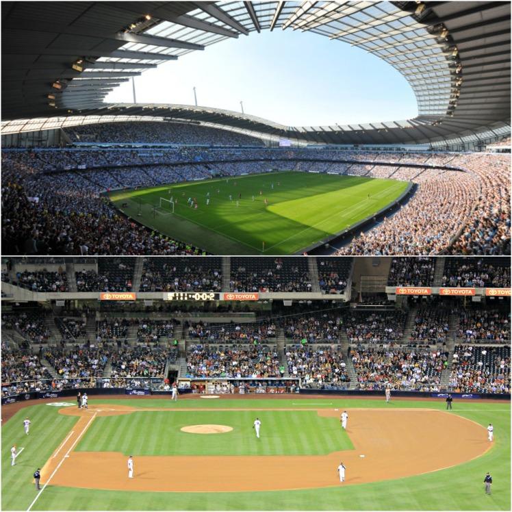 Baseball VS Football