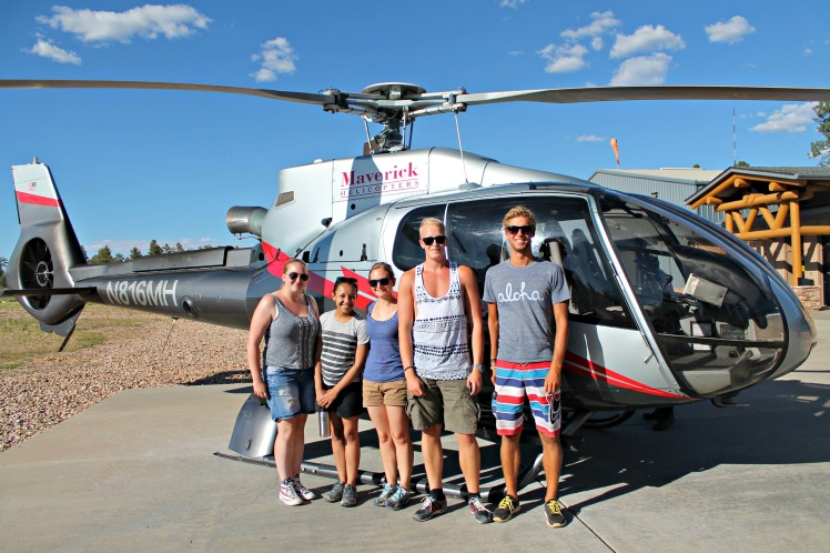 grand canyon helicopter maverick