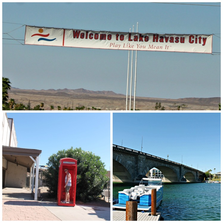 Lake Havasu Collage
