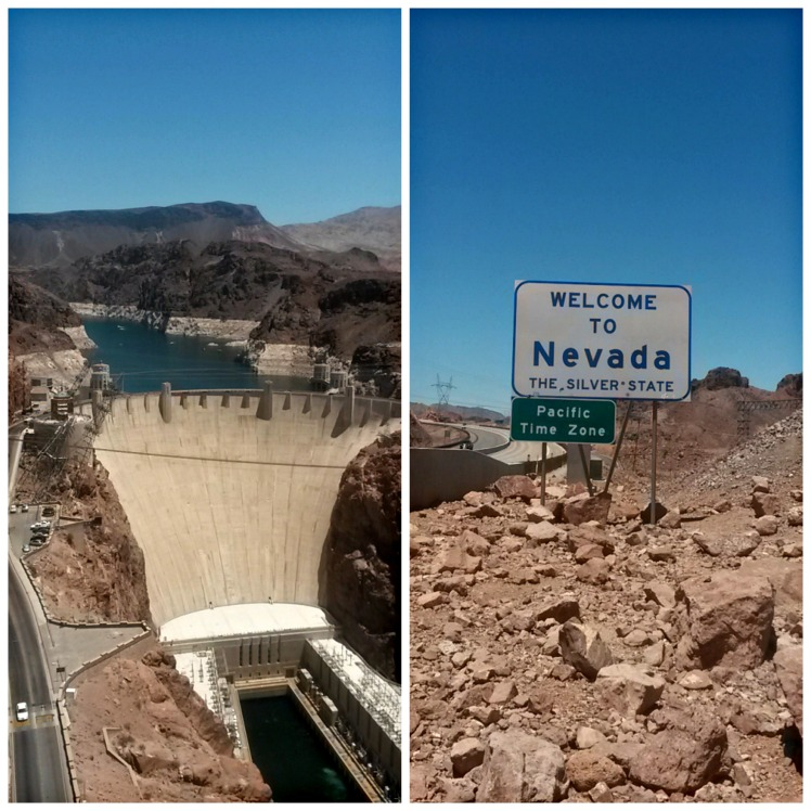 nevada and hoover dam