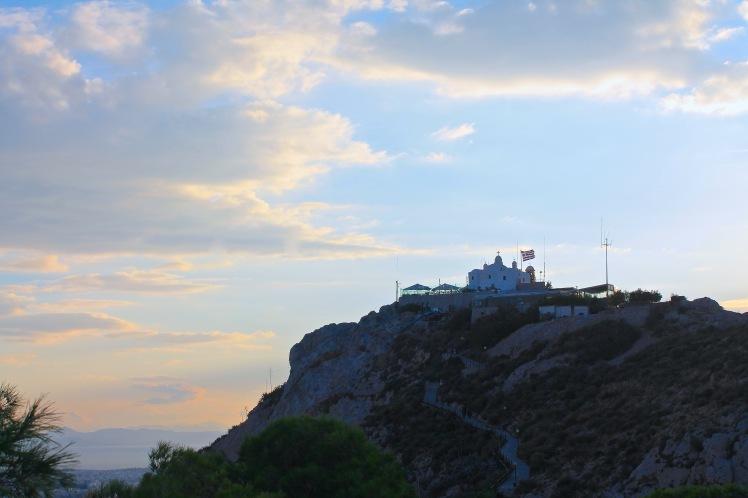 Athens Lycabettus