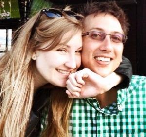 John and Heather Roaming around the World