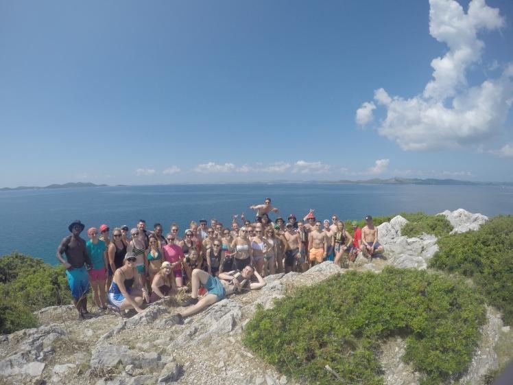 Camp California Staff Croatia