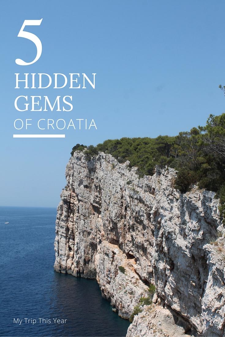 Croatia Pinterest hidden gems