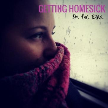 Getting Homesick