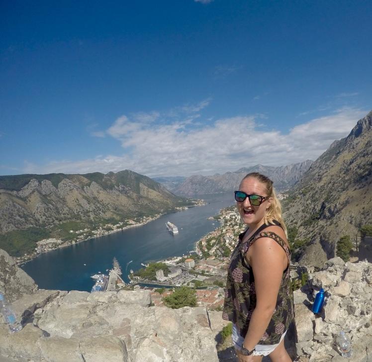 Kotor Montenegro view solo travel